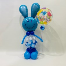 Gumball Easter Bunny (Blue)