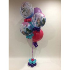 Disney Frozen Deco Bubbles and Large Latex