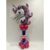 Unicorn Pedestal