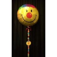 Smiley Face Garland on Special - $60