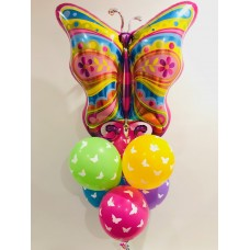 Butterfly Foil and Butterfly Latex