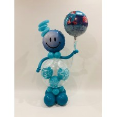 Gumball Deco Bubble Birthday Girl
