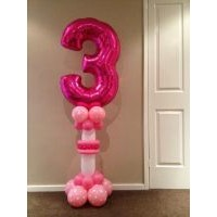 Number 3 Pedestal on Special - $73
